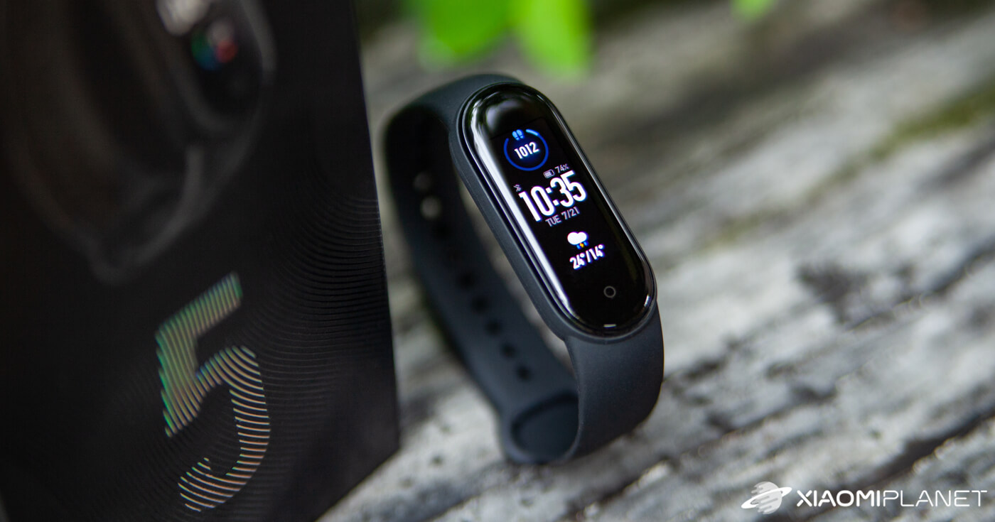 xiaomi mi band 5 - Global Version